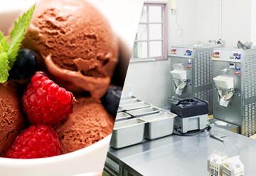 アイスクリーム/シャーベット